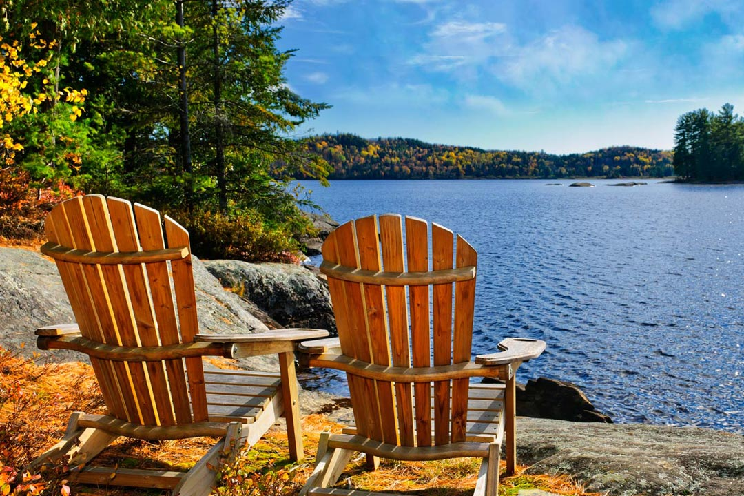 Chairs By Lake Home Inspection